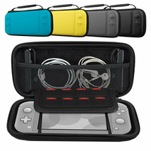 For Nintendo Switch Lite Protective Carrying Case  Shockproof Bag Storage Pouch - $30.90