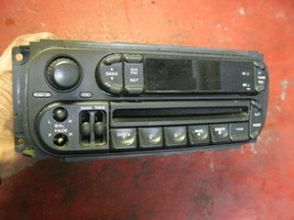 07 06 05 03 02 04 Chrysler 300m oem factory CD player radio p05091888aa ... - $24.74
