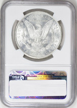 1881-S Morgan Silver Dollar - NGC MS-64 Star - Mint State 64 Star - Nice Coin image 2