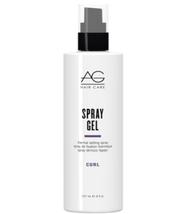AG Hair Care Spray Gel Thermal Setting Spray,  8oz ~