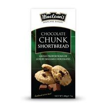 Macleans Chocolate Chunk Shortbread 200g.(Pack of 3) - $80.00