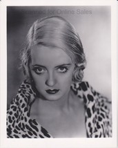 Bette Davis Vintage Vamp Takes Hold of You with Her Eyes 8x10 Photo  188... - $9.99