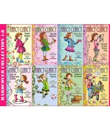 Nancy Clancy Series Collection Set Books 1-8 Hardcover BRAND NEW! - $60.99