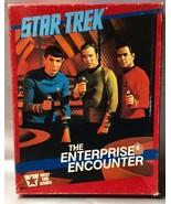 Star Trek The Enterprise ^4 Encounter Game Vintage 1985 West End Games C... - $17.94