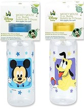 Disney Mickey Bottle (9oz) - Mickey, Mini, Pluto Characters Vary - $2.73
