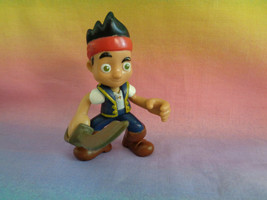 Disney Jake & the Neverland Pirates Jake w/ Sword PVC Action Figure - $2.48