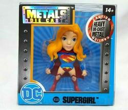 "Jada Toys MetalFigs DC Comics SUPERGIRL 2.5"" Die Cast Collectible Figure - $10.88"