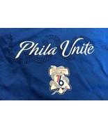 NEW Philadelphia 76ers Sixers Liberty Bell Snake T-Shirt Shirt Unite or Die - $16.99