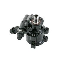 A-Team Performance Saginaw TC Series Power Steering Pump Compatible with SBC Che