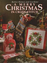 "Hard Covered Book - ""A Merry Christmas"" - Better Homes & Garden - Gently... - $18.00"