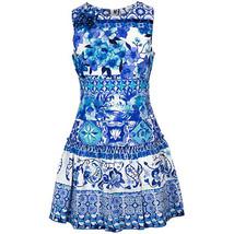Desigual Effie Dress, Blue, 38 - $54.45