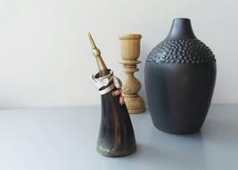 Vintage Ring Holder Vintage Wine Cup Decorative  Horn Gift For Girlfrien... - $15.00