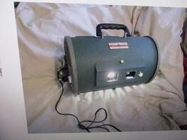 Vintage Rare Hornstein Pola Matic Stereo Round Slide Projector Model 600 - $125.00