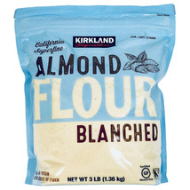 NEW Kirkland Signature Almond Flour, 3 lbs **FREE SHIPPING** - $27.99