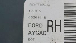 13-16 Ford Fusion LED Taillight Light Lamp Passenger Right RH image 7