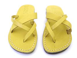 Leather Sandals for Women XSTRAP by SANDALIM Biblical Greek Roman Sandals - $39.83 CAD+
