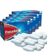 Panadol 500mg paracetamol 144 tablets effective relief from headache, fe... - $19.98