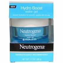 Neutrogena Hydro Boost Water Gel Face Moisturizer, Hyaluronic Gel,1.7 Oz - $28.81