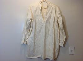 Trademark Model Men's White Antique Dress Shirt