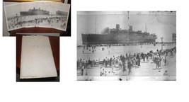 PERIOD 1934 LONG WIRE PHOTO -SS MORRO CASTLE HULK ASBURY PARK NJ-CONVENT... - $24.99