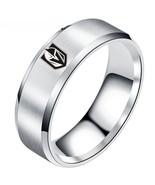 Vegas Golden Knights NHL Hockey Sport Team Logo Tungsten Carbide Ring D2 - $32.99