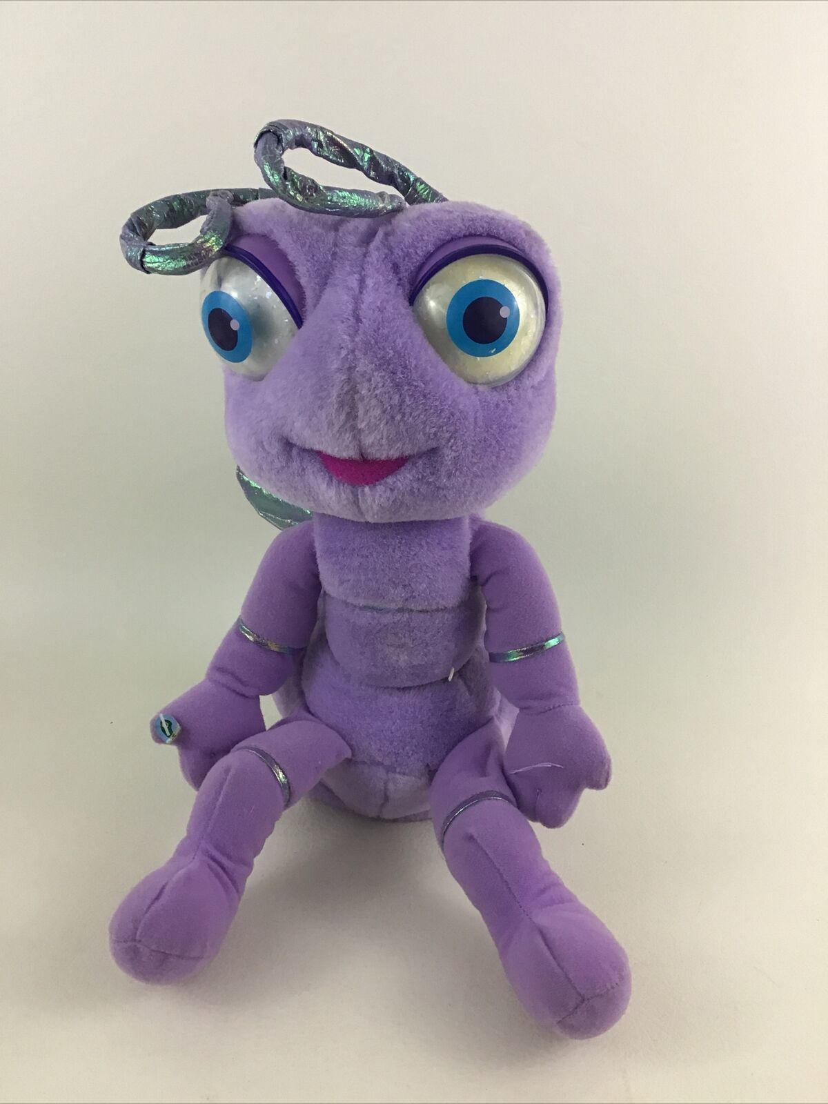 "Primary image for Disney A Bugs Life 12"" Princess Dot Ant Talking Plush Stuffed Toy Vintage 1998"