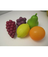 Fruit Lot A1 Realistic Fake Play Food Pretend Kitchen Fun Stage Prop Hom... - $11.00