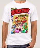 Slackers t shirt 100% cotton rockabilly ska reggae rocksteady cats skinh... - $25.00+