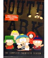 DVD South Park The Complete Twentieth Season - $10.00