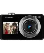 Samsung TL205 12 Megapixel Digital Camera Black - $52.20