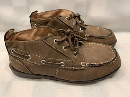 PLACE Brand Boat Shoes Boys Youth Size 5 - $13.36