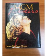 MGM Posters : The Golden Years (1994, Hardcover) Text by Frank Miller - $6.99