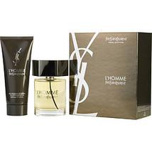L'Homme Yves Saint Laurent By Yves Saint Laurent Edt Spray 3.3 Oz & All ... - $114.00