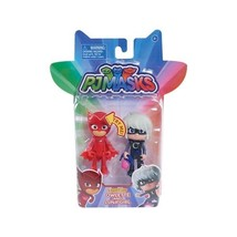 PJ Masks Light-Up Hero and Villain Pack Owlette and Luna Girl - $32.79