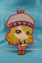 Bandai Tiger and Bunny Petit Rubber Plate Figure Keychain Karina Lyle - $16.99