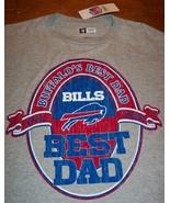 BUFFALO BILLS BEST DAD NFL FOOTBALL T-Shirt MENS LARGE NEW w/ TAG - $19.80