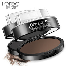 ROREC Eyebrow Powder Stamp 2 Natural Colors Charming Korean Makeup Pencil - $7.97