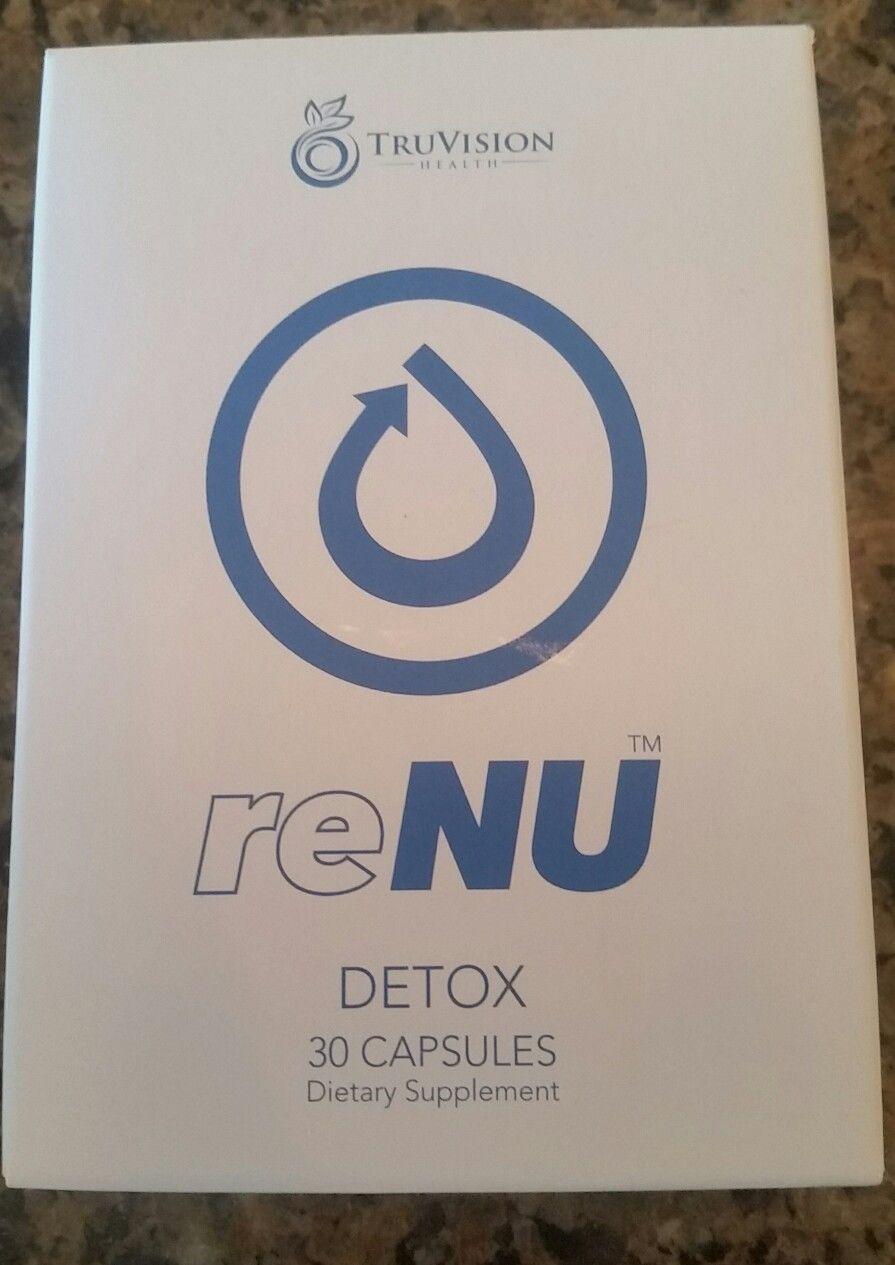 TruVision Health Renu Detox 30 Capsules ! and 13 similar items