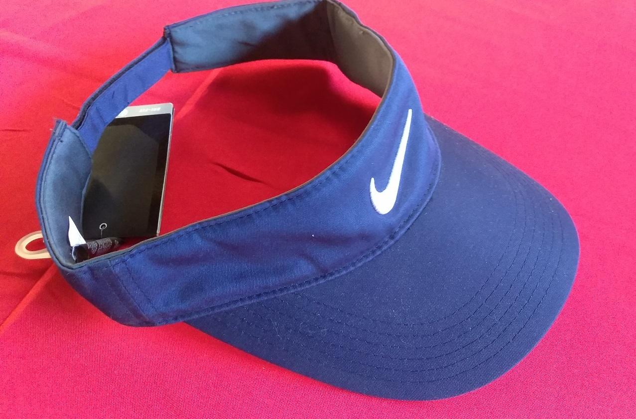 Img 20170331 075904. Img 20170331 075904. Previous. Nike Dri Fit Navy Blue  White Swoosh Logo Running Visor NEW 11990a5d119