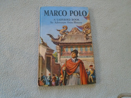 Vintage 1962 Lady Bird Book Marco Polo Series 561 - $7.94