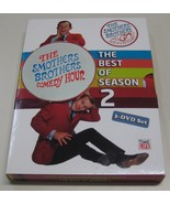 The Smothers Brothers Comedy Hour: The Best of Season 2 (DVD, 2009, 3-Di... - $159.88
