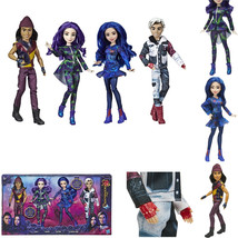 Disney Descendants Isle of the Lost Collection Includes 4 Pack of Dolls ... - $56.23