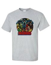 The Inhumans T-shirt superhero Black Bolt distressed cotton blend graphic tee image 2