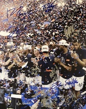 2018 Villanova Wildcats Team Signed Autographed 16x20 Photo w/COA Final Four - $375.00