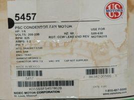 US Motors 5457 PSC Condenser Fan Motor K055SSF5457862B Boxed image 10
