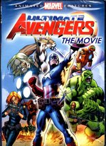 DVD - Ultimate Avengers - The Movie - $5.95