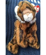 """TY CLASSIC 13"""" Tiger """"Bengal"""" w/Tag 1997  Retired! Plush Stuffed Animal Toy - $11.87"""