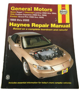 General Motors 1988-2002 Regal Lumina Cutlass Grand Prix Haynes Repair 3... - $18.75