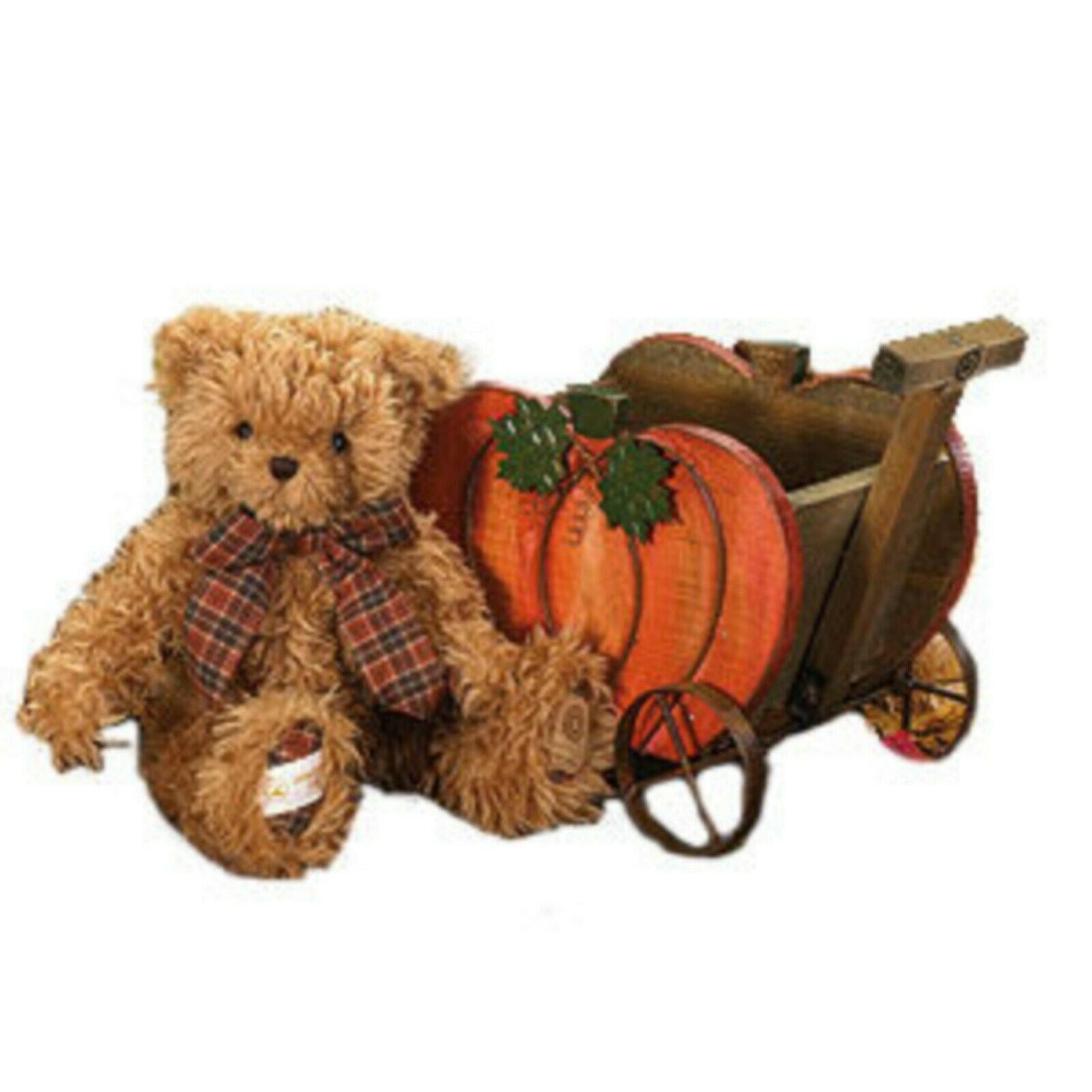 "Boyds Bears ""Mr Pumpkins"" 12"" Bear of Month- Nov 2008- #4012908- New - $69.99"