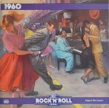 Time Life  ( The Rock'n'Roll Era 1960 ) CD - $8.98